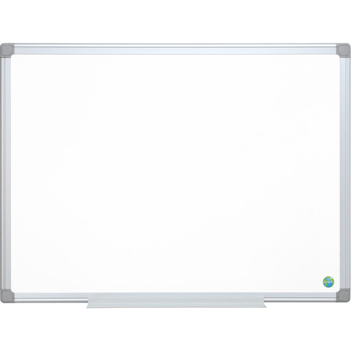 Whiteboard Earth-it 1500 x 1200 mm, Emailliert – Schäfer Shop Fundgrube