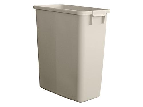 Abfallbehälter Ohne Deckel 60 Liter Grau Schäfer Shop Fundgrube