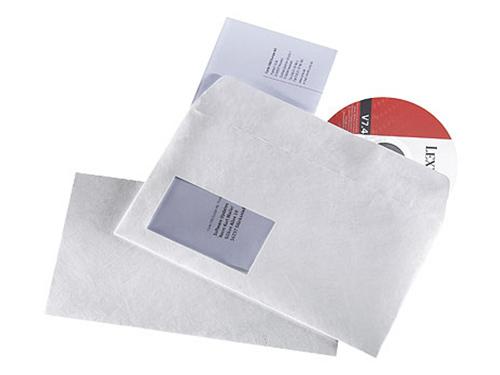 Tyvek CD-Versandhülle, DIN B6, Standard, 100 Stück