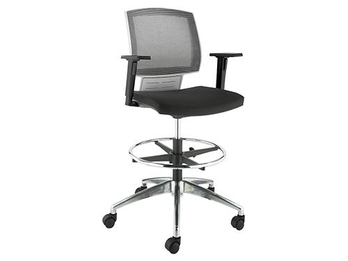 Counter-Stuhl inkl. Armlehnen
